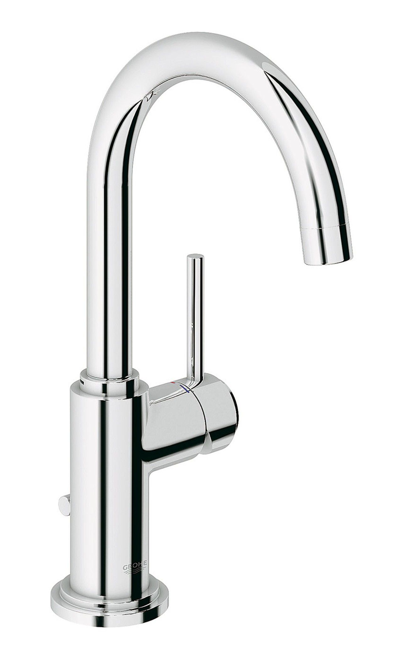 Grohe faucet bathroom - Grohe Atrio With Their Classic Design The Grohe Atrio Faucets Echo The Bauhaus Philosophy Of