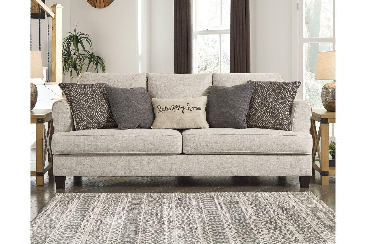 Alcona Sofa Ashley Furniture Homestore Sofa And Loveseat Set Ashley Furniture Sofas Comfortable Couch
