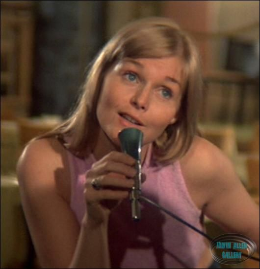 Carol Lynley In The Poseidon Adventure 1972 The Poseidon