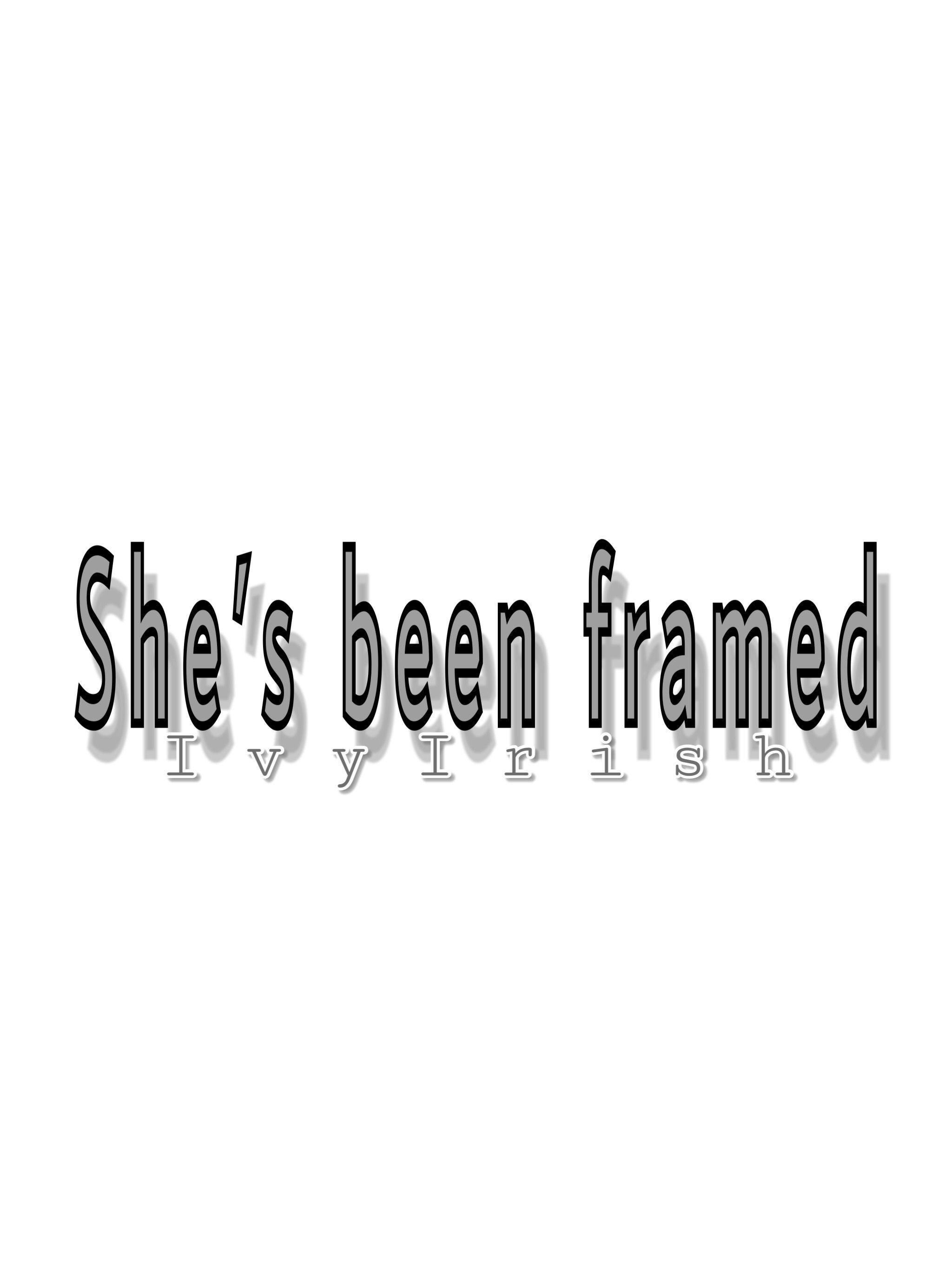 She\'s been framed   #Framed   Pinterest