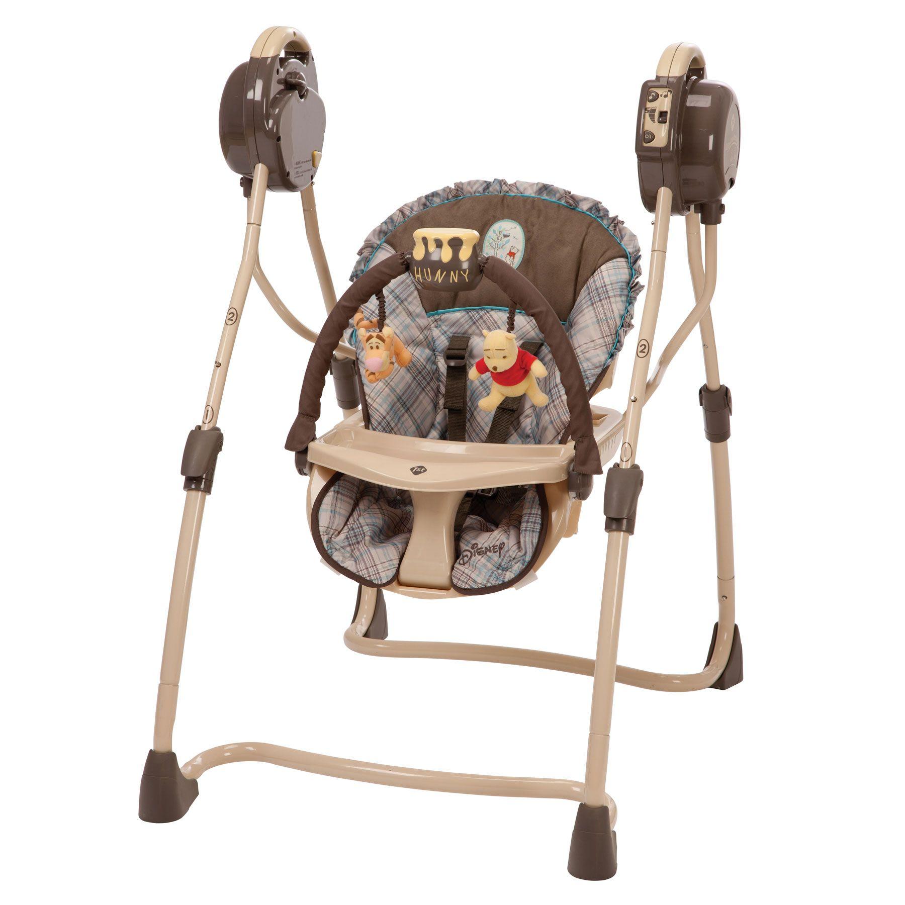 Friend Pooh -in- Swing Safety 1st Baby Swings Strollers