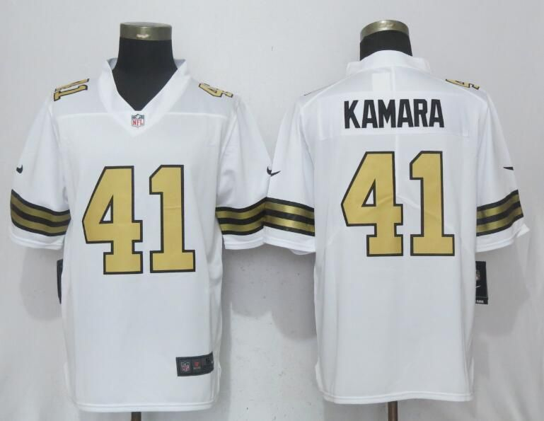 Nike  Saints  41 Alvin  Kamara  White Color Rush Limited  Jersey email  (9stitchedjerseys gmail.com) TO GET 1  FREE  GIFT 549e79474