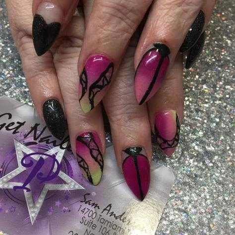 awesome nail design for 2016  style you 7  cool nail