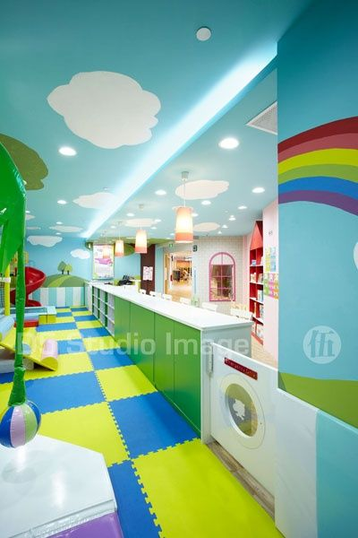 Kids Indoor Playground, Indoor Playground