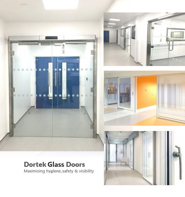 Etonnant A Complete Range Of Glass Door Solutions. Dortek Offer A Wide Range Of  Automatic And