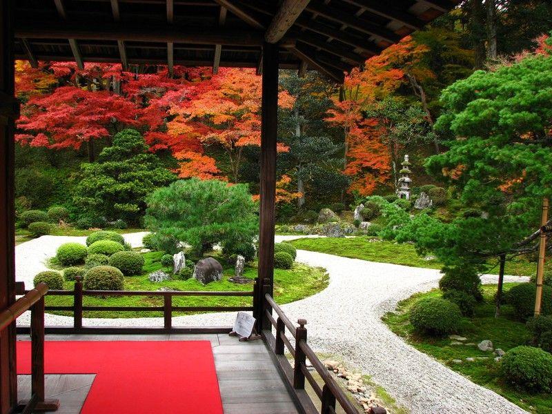 jardins japonais fleurs plantes pinterest japonais jardins et id es de jardin. Black Bedroom Furniture Sets. Home Design Ideas