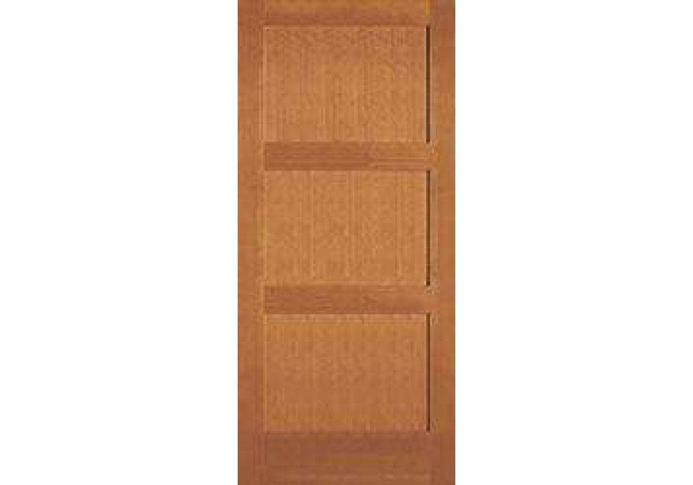 Ab730 Vertical Grain Douglas Fir Interior Doors 3 Even Panel 1 3 8 Doors Interior Doors Interior
