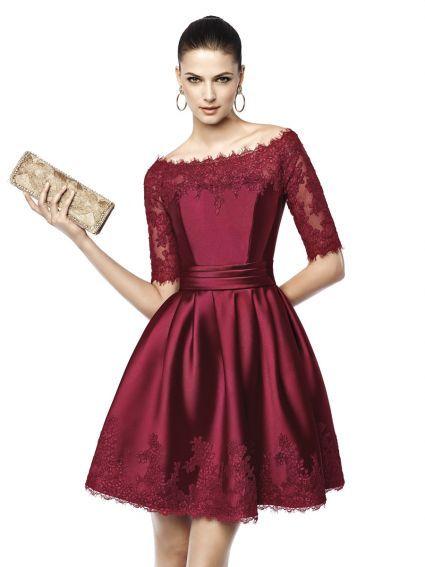 6000b1c7a Pronovias 2015  Más de 90 vestidos de fiesta súper elegantes para que  luzcas guapísima
