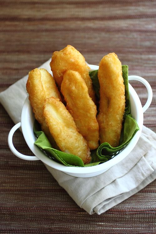 Pisang Goreng Fried Bananas Crispy Crunchy And Airy Absolutely Delicious Fried Bananas Malay Food Malaysian Food