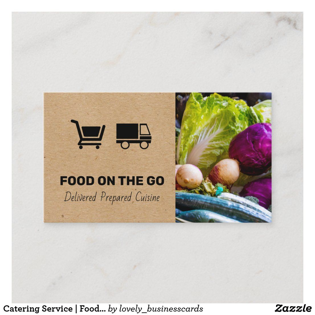 Catering Service Food Delivery Chef Business Card Zazzle Com In 2021 Catering Services Party Food Catering Food Delivery