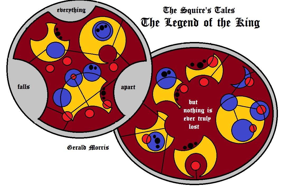 Started toying with circular Gallifreyan in some down time...I'm probably doing it wrong, but I really like doing it.