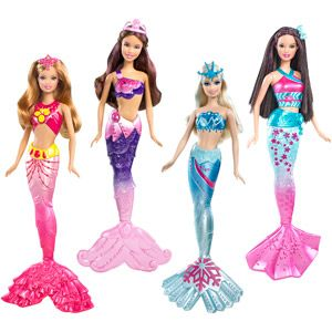 Barbie In A Mermaid Tale 2 Doll Assortment With Images Mermaid