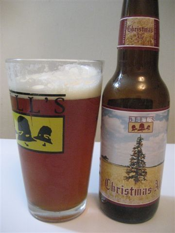 Bells Christmas Ale.Bell S Christmas Ale A Holiday Beer Using Locally Grown
