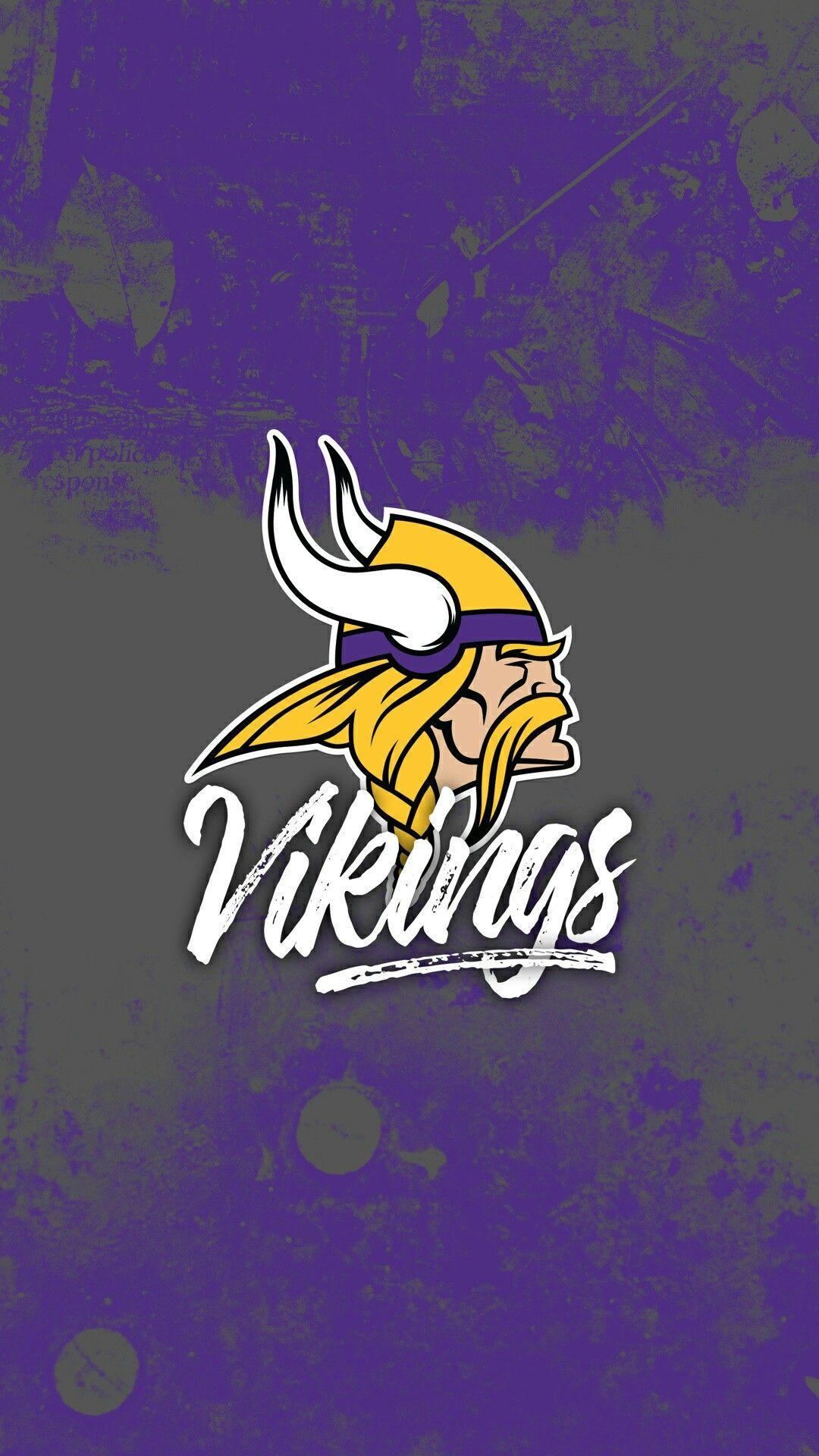 Go Vikes Minnesota Vikings Wallpaper Minnesota Vikings Logo Viking Wallpaper