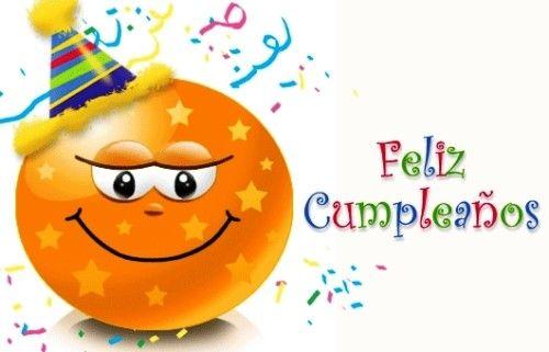 59bc0fb5b5 Imágenes divertidas de Felíz Cumpleaños con emoticones | Frases Hoy ...