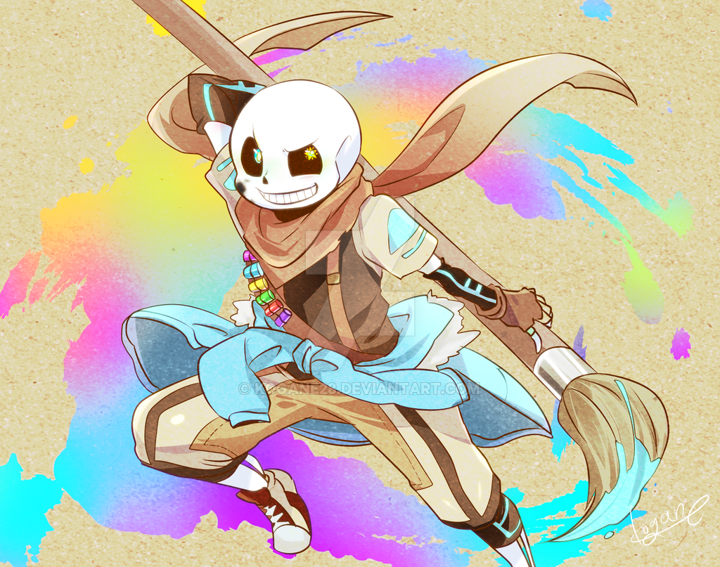Ink sans r-3-r | Video games | Undertale au, Undertale ...