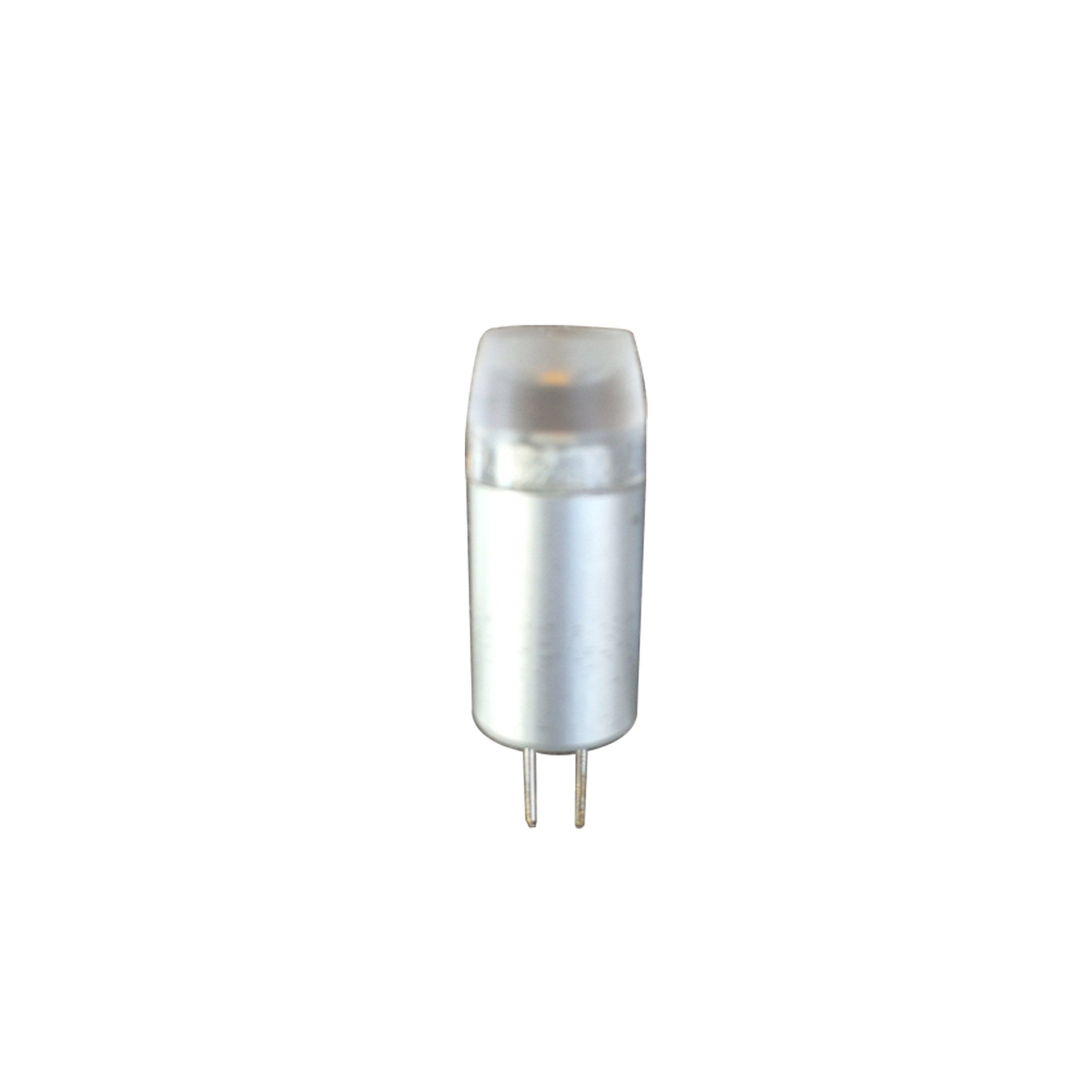 Ampoule Led A Ballast Integre Specifique G4 D14mm 1 6w 4000k 300 Lexman Ampoule Led Et Bulbes