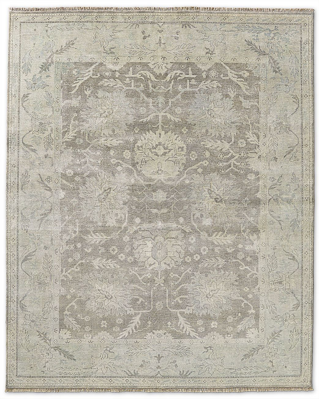 Looking For A Traditional Rug Antique Vintage Oushak Overdye