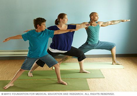 fight stress with simple yoga exercises  balance