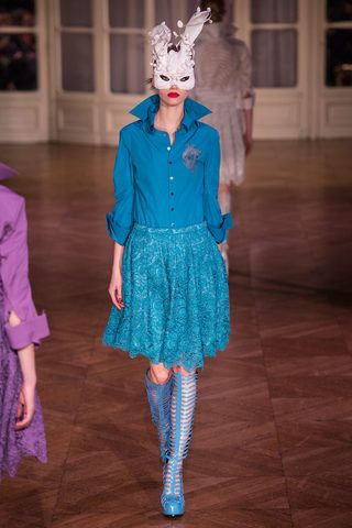 Undercover Fall 2013 Ready-to-Wear