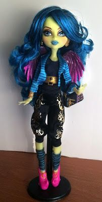All about Monster High: Designed by;