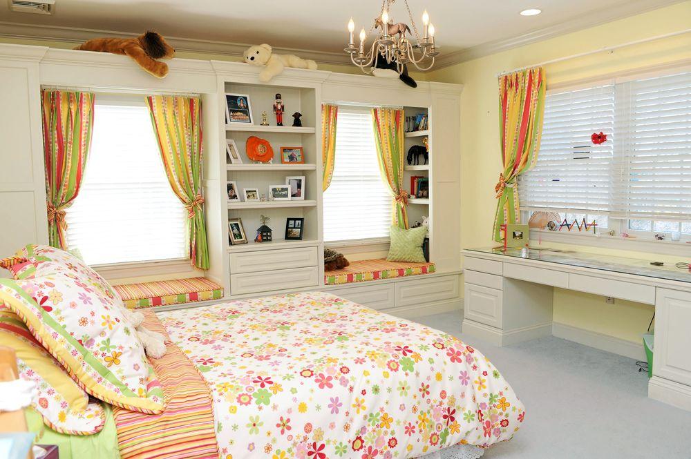 Hopewell Custom Built-ins 1B | Modern kids beds, Bed frame ...