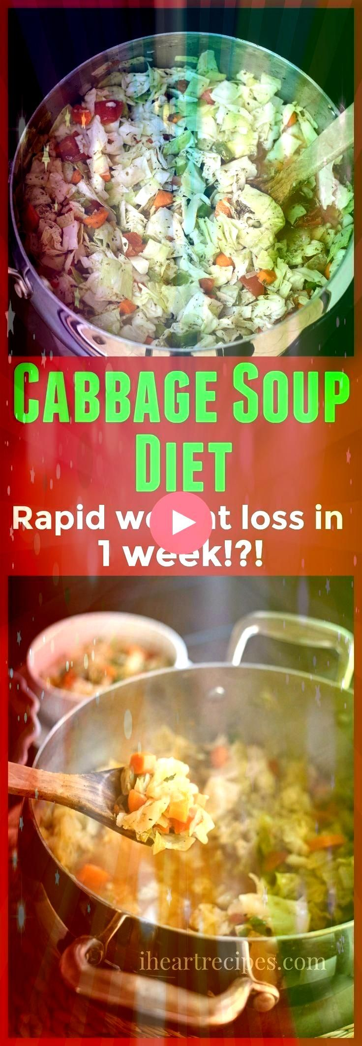 Soup Diet Cabbage Soup Diet  Cabbage Soup Diet   Detox cabbage soup is an quick way to provide your liver a little like Just a few very simple components Ready in 20 mome...