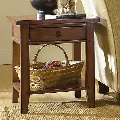 Wondrous Aspen Home Cross Country End Table As Imr 914 319 00 For Machost Co Dining Chair Design Ideas Machostcouk