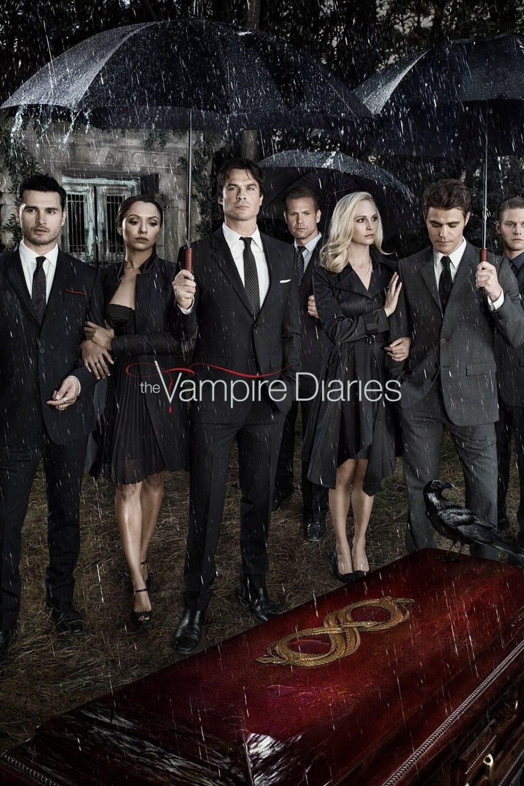 9 Addictive And Mysterious Tv Shows Like The Vampire Diaries