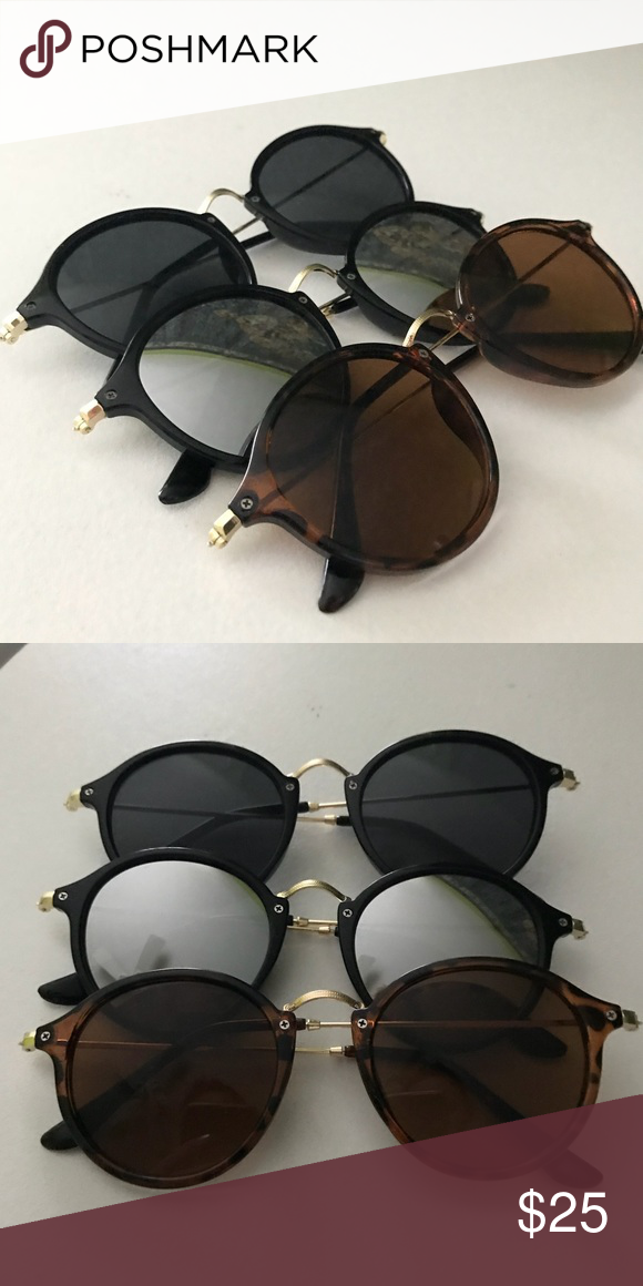 87c4f97d09 NEW sunglasses This is a pack of 3 for  25! Colors include  Black