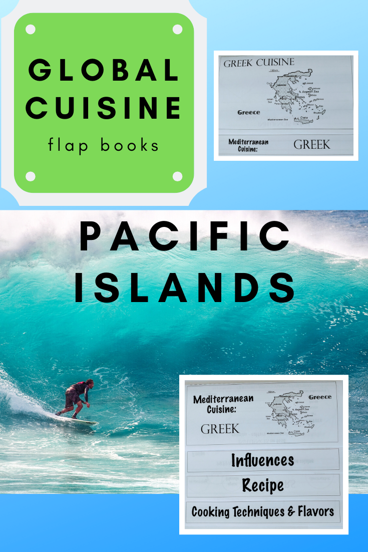 Global Cuisine Pacific Islands Cooking in the