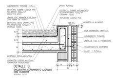 d3eb2ce48ff detalle constructivo de cubierta de losa de hormigon armado - Buscar con  Google