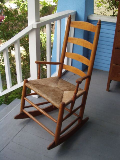 Antique Rocking Chairs | Collectibles-General (Antiques) / Shaker Rocking  Chair - Antique Rocking Chairs Collectibles-General (Antiques) / Shaker