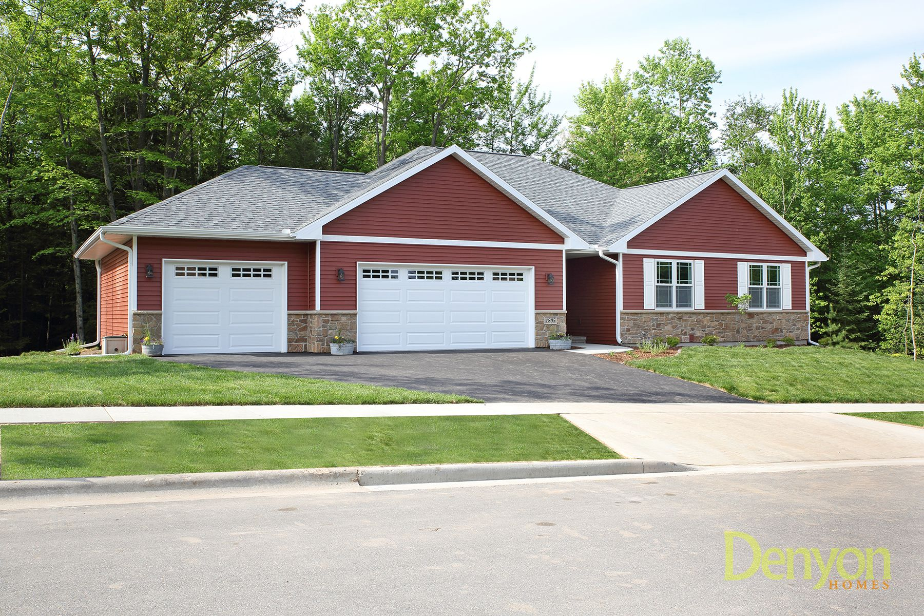Custom Home Builders In Wausau Wi House Exterior Exterior