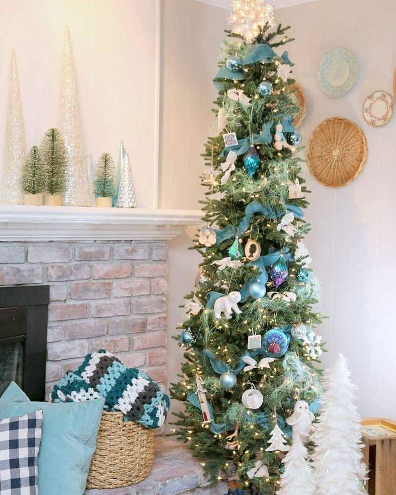 shop our end of season clearance sale and enjoy up to 60 savings plus free shipping on chic and stylish high quality artificial christmas trees - Pencil Christmas Tree Clearance