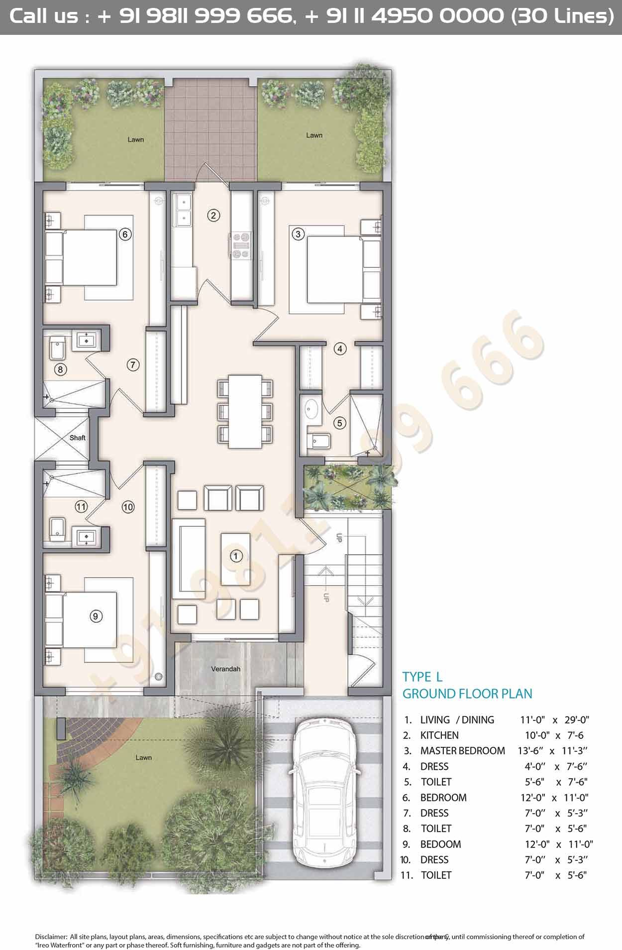 Ground Floor Plan House Construction Plan Courtyard House Plans Minimal House Design