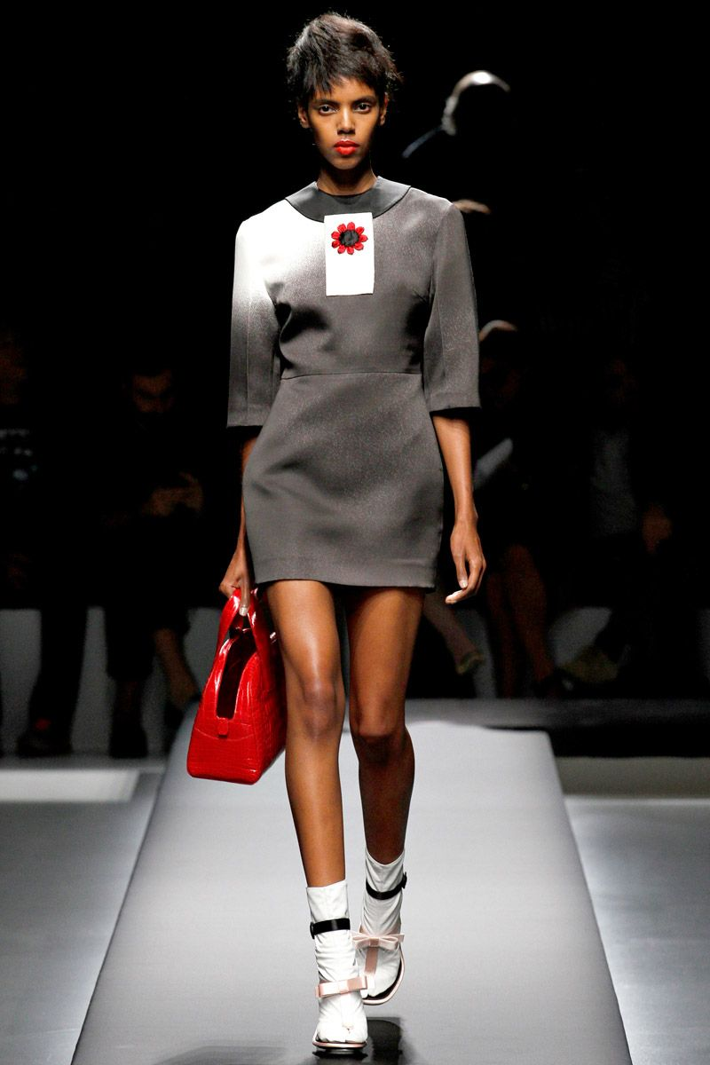 e0fb35abaa58 Prada Spring 2013 RTW - Review - Collections - Vogue