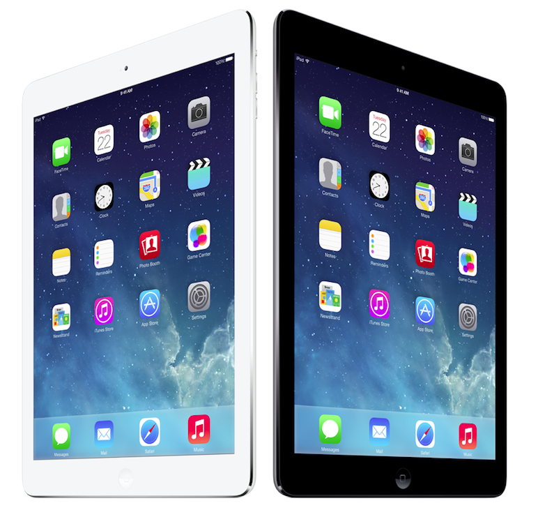 Ipadair Colors Space Gray Or Silver Sizes 16gb 32gb 64gb 128gb Apple Ipad Air Ipad Air New Apple Ipad