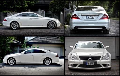 Mercedes Benz Cls 500 C219 Amg Z Japonii Okazja 8596114181 Oficjalne Archiwum Allegro