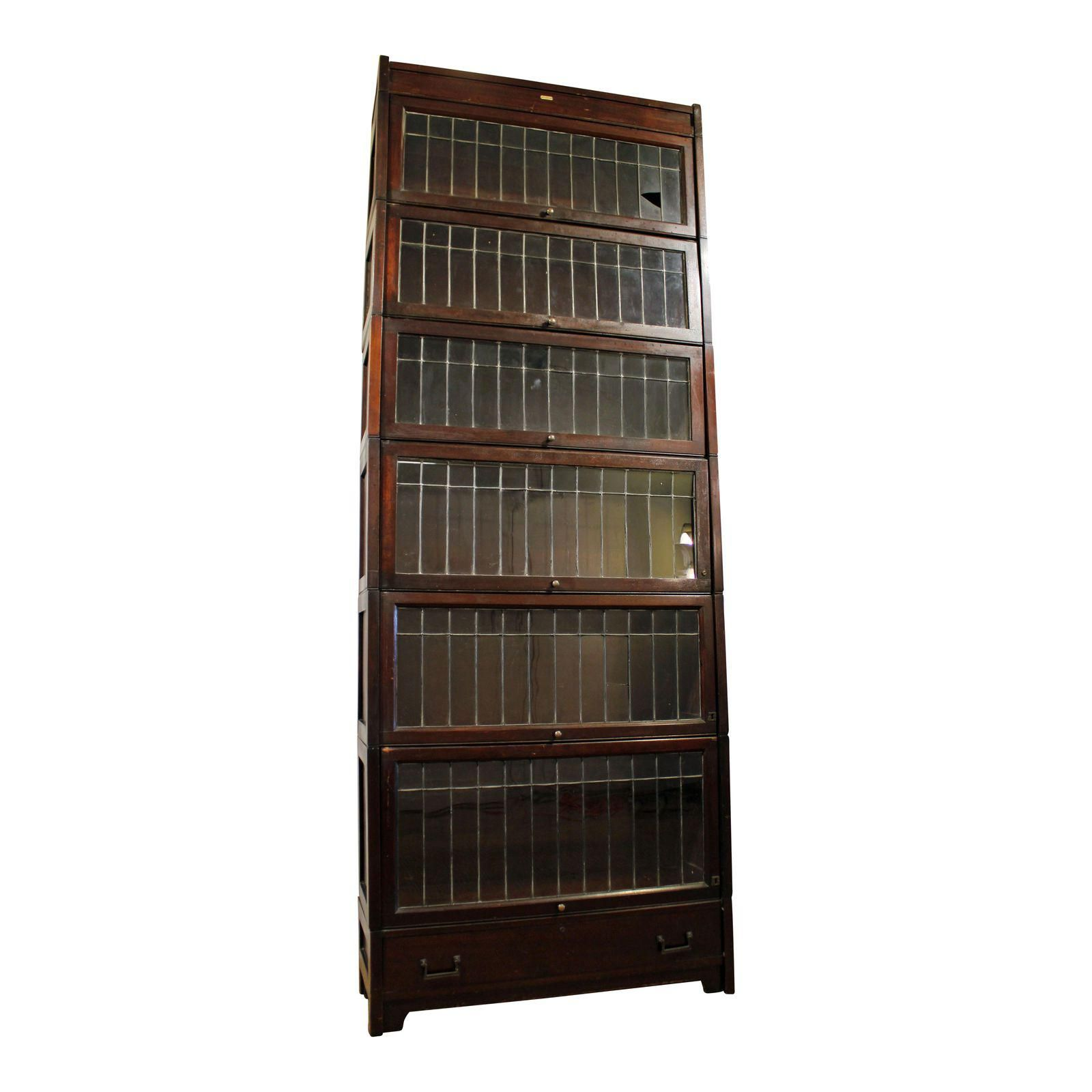 valley motif the sf lawyer bookcases barrister bookcase cherry mission