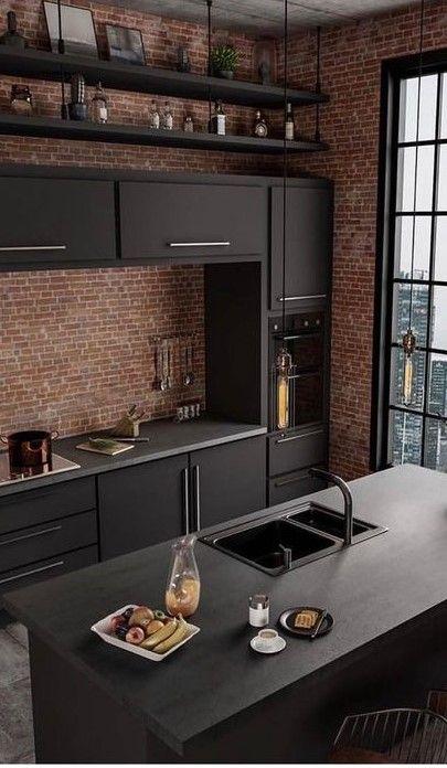 Loft Design Kitchen Kitchen Designs Photos House Design Home