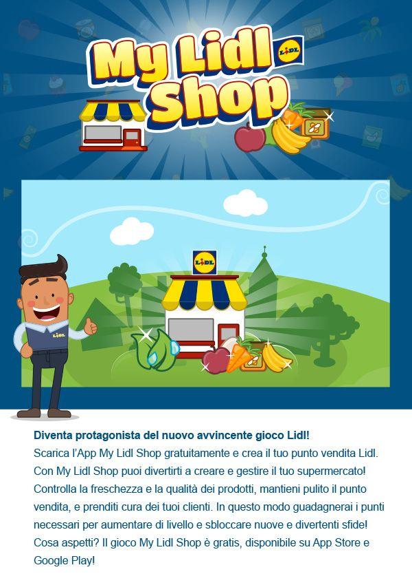 My Lidl Shop Lidl, App, Divertimento