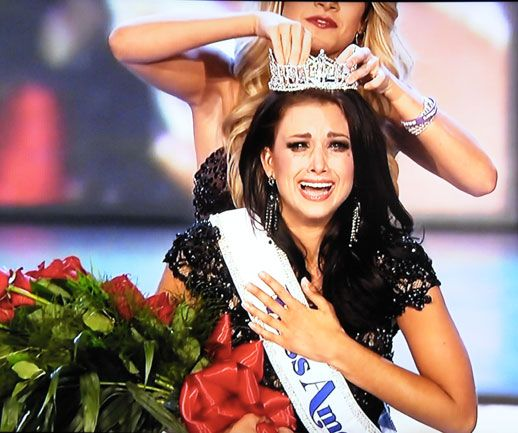The New Miss America 2012 Is Miss Wisconsin Laura