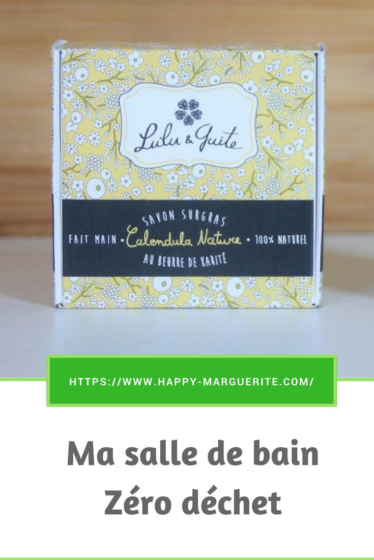 Salle De Bain Grise Et Blanche ~ ma salle de bain z ro d chet pinterest z ro zero d chet et