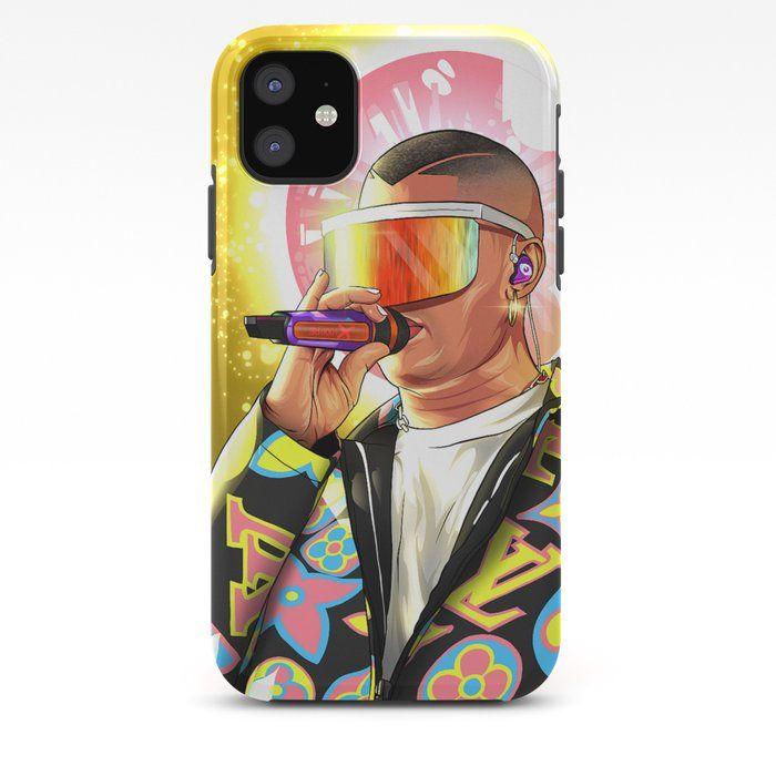 San Benito (Bad Bunny) iPhone Case by Liomal - iPhone 11 - Tough Case #badbunny