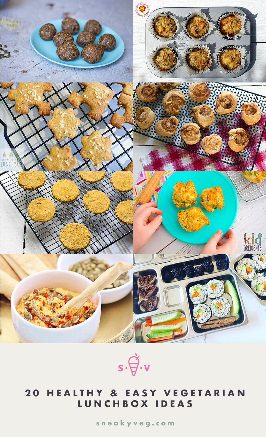 20 easy healthy and nut free vegetarian lunch box ideas for kids