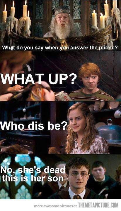 Funny Harry Very Funny Harry Potter Jokes Harry Potter Puns Harry Potter Funny Pictures