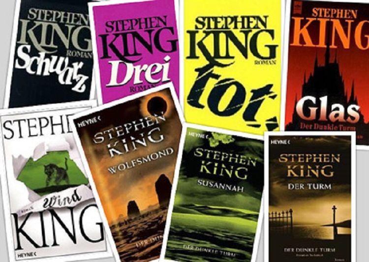 Pin Von Rose Stephen King Auf B 1982 2012 Der Dunkle Turm In 2020 Der Dunkle Turm Turm