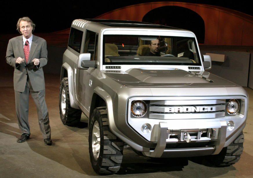 2020 Ford Bronco Specs, Price & Release Date
