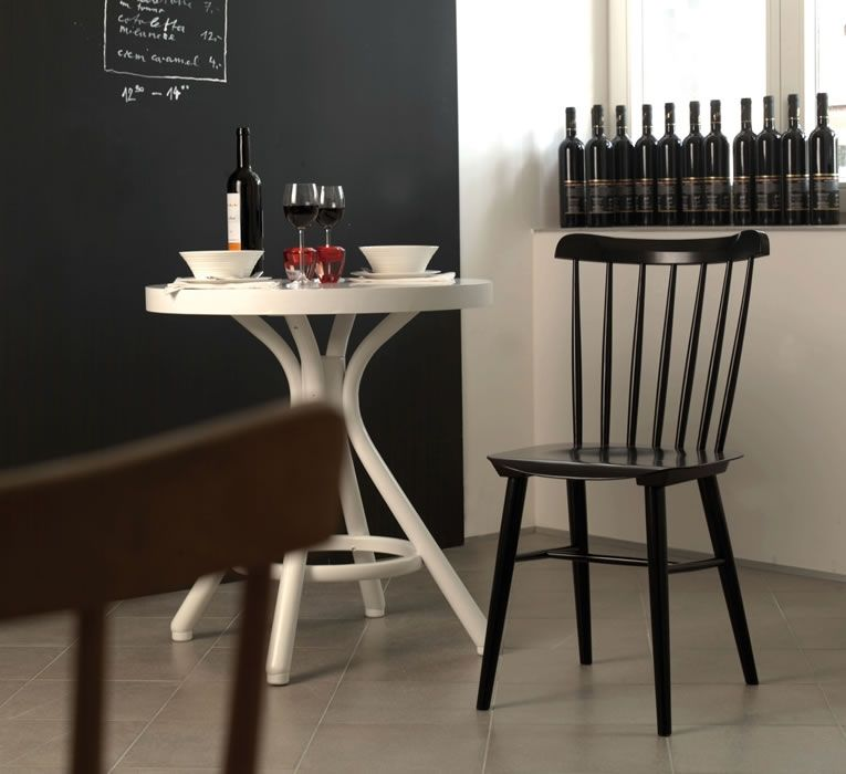 Chair Ironica Ton A S Chairs Made By People Kitchen Dining Chairs Dining Chairs Restaurant Chairs